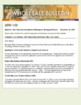 Wholesale Bulletin 20W-135 2021 Fannie Mae and Freddie Mac Loan Limits