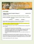 Wholesale Bulletin 21W-009 REVISED FHA Permitting DACA Status Recipients