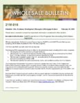 Wholesale Bulletin 21W-016 CalHFA and Home in Five Programs Now Accepting DACA Status Applicants