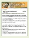 Wholesale Bulletin 21W-028 VA Expands Home Loan Eligibility National Guard