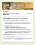 Wholesale Bulletin 21W-042 FHA Student Loan Payment Calculations