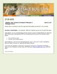 Wholesale Bulletin 21W-045 July Special - $300 off Underwriting Fee for VA and FHA Loans
