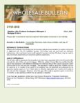 Wholesale Bulletin 21W-048 Fannie Mae Refinance Assets Requirement and Age of Appraisals