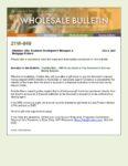 Wholesale Bulletin 21W-049 Freddie Mac Gift Funds for EMD 2021