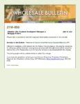 Wholesale Bulletin 21W-050 Removal of Adverse Market LLPA