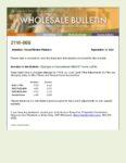 Wholesale Bulletin 21W-068 Changes to LLPAs